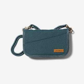 Connect Travel Wallet in Blue