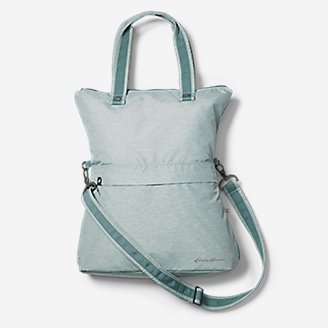Zen Crossover Tote in Blue