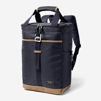 Bygone Backpack Cooler in Blue