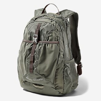 Stowaway 30L Packable Pack in Green