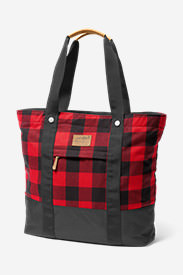 Ashford Tote in Red