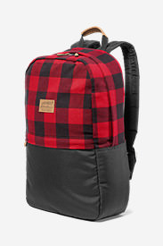 Ashford Backpack in Red