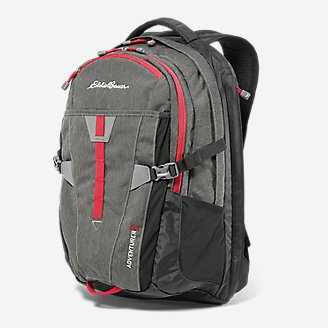 Adventurer 30L Pack in Gray