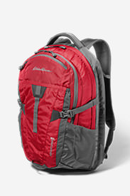 Adventurer 30L Pack in Red
