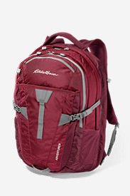 Women's Adventurer 30L Pack in Red