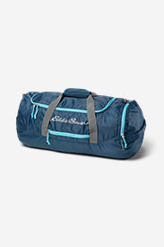 Stowaway Packable 45L Duffel in Blue
