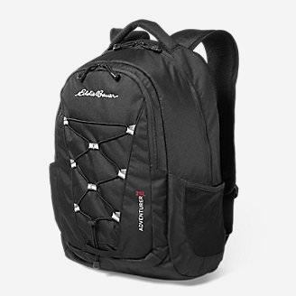 Adventurer 25L Pack in Black
