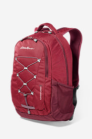 Adventurer 25L Pack in Red