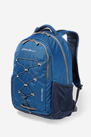 Adventurer 25L Pack in Blue