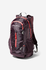 Stowaway Packable 20L Daypack in Purple