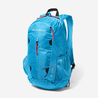 Stowaway Packable 20L Daypack in Blue