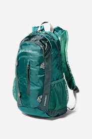 Stowaway Packable 20L Daypack in Green