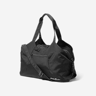 Zen Travel Tote in Black