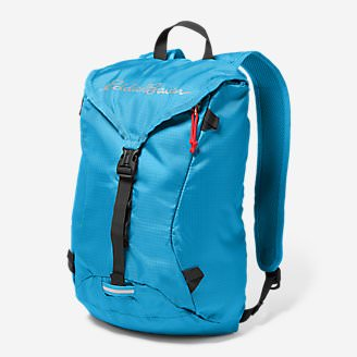 Stowaway Packable 20L Ruck Pack in Blue