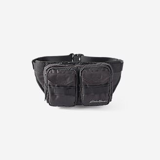 Cargo Sling Bag in Black