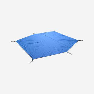 Katabatic 3-Person Tent Footprint in Blue
