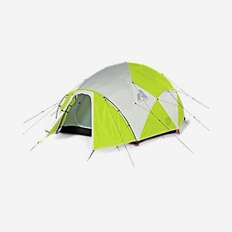 Katabatic 3-Person Tent in Green