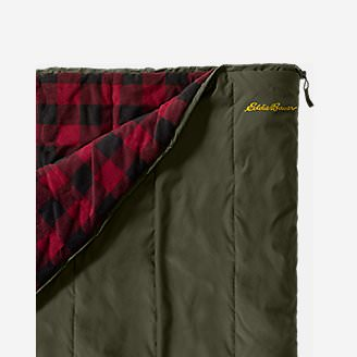 Woodsman 30º Sleeping Bag in Green