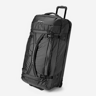 Expedition Drop Bottom Rolling Duffel - Extra Large in Black