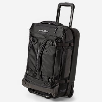 Expedition Drop Bottom Rolling Duffel - Medium in Black