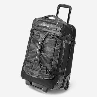 Expedition Drop Bottom Rolling Duffel - Medium in Gray