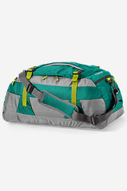 Expedition Medium Duffel Bag in Green