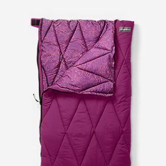 Cruiser Jr. 40º Sleeping Bag in Pink