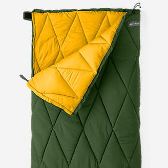 Cruiser 40º Sleeping Bag in Green