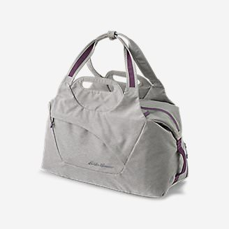 Zen Tote in Gray