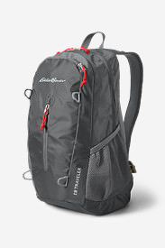 Stowaway 20L Packable Pack in Gray