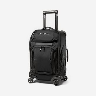 Travex Voyager 2.0 Rolling Bag in Black