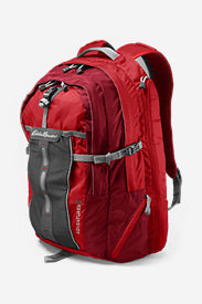 Adventurer Backpack in Red
