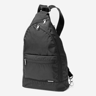 Convertible Sling Pack in Black