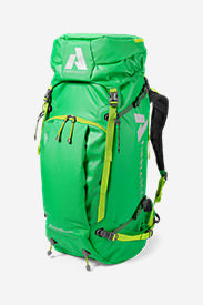 Terrain 55 Pack in Green