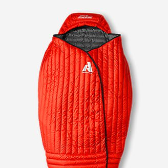 Flying Squirrel 40º Sleeping Bag in Red