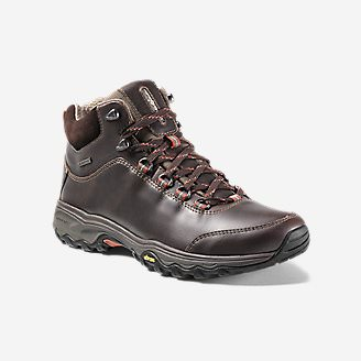 Men's Eddie Bauer Cairn Mid in Brown