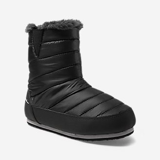 Eddie Bauer Camp Bootie in Black