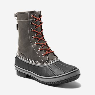 Men's Hunt Pac Boot in Gray