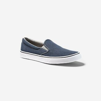 Men's Haller Slip-On in Blue