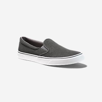 Men's Haller Slip-On in Black