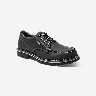 Men's Severson Moc Toe Low in Black