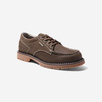 Men's Severson Moc Toe Low in Brown