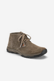 Men's Eddie Bauer Departure Chukka in Beige