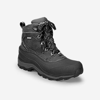 Men's Eddie Bauer Snowfoil Boot in Gray