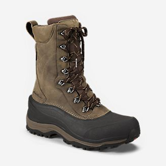 Men's Eddie Bauer Snoqualmie Pass Boot in Brown