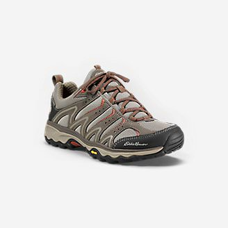 Men's Eddie Bauer Lukla Pro Waterproof Lightweight Hiker in Beige