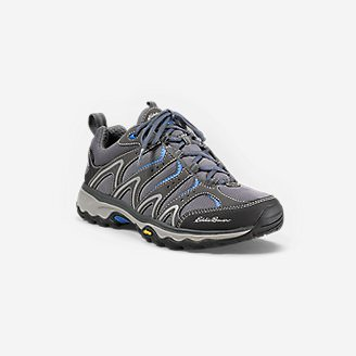 Men's Eddie Bauer Lukla Pro Waterproof Lightweight Hiker in Gray