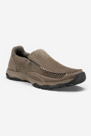 Men's Eddie Bauer Departure Slip-On in Brown