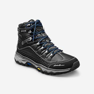 Men's Eddie Bauer Mountain Ops Boot in Gray