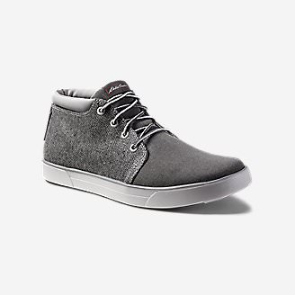 Men's Eddie Bauer Rivet Chukka in Gray
